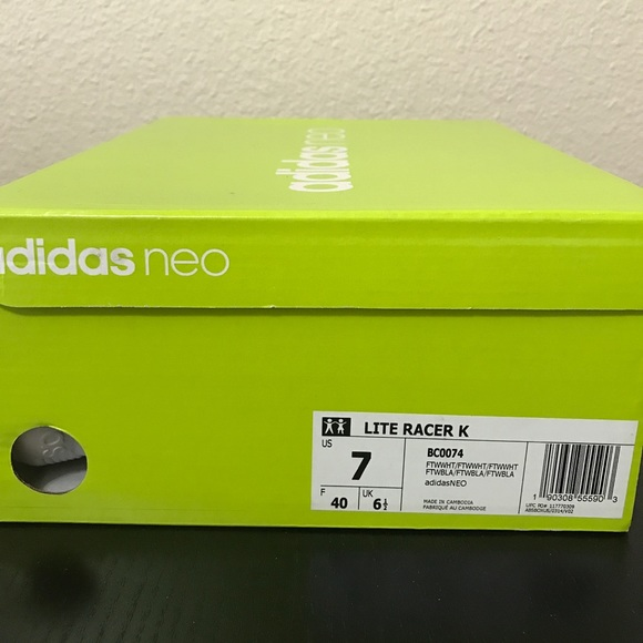 Adidas Neo with box NWT